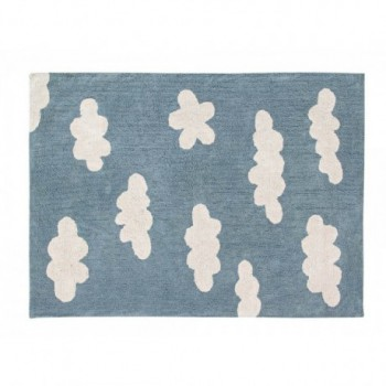 Clouds Vintage Azul