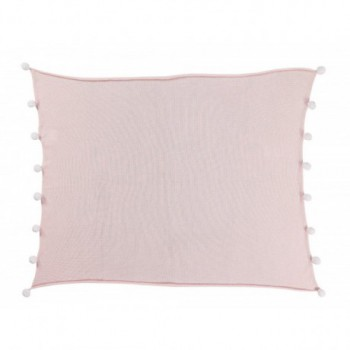 Baby Blanket Bubbly Soft Pink