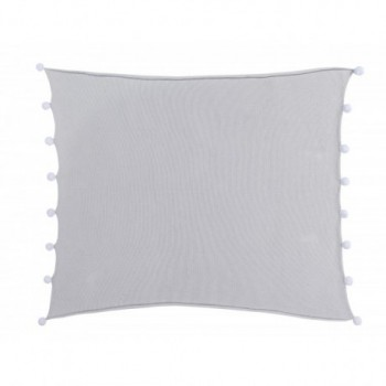 Baby Blanket Bubbly Light Grey