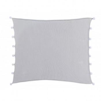 Baby Blanket Bubbly Light Grey