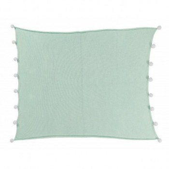Baby Blanket Bubbly Mint