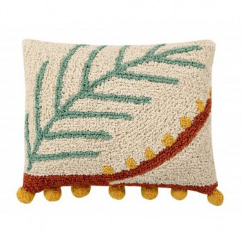 Washable Cushion Palm