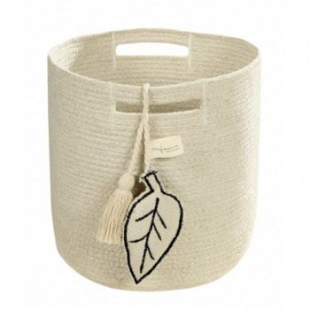 Basket Leaf Natural