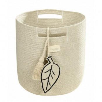 Basket Leaf Natural