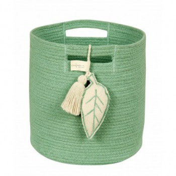 Basket Leaf Green
