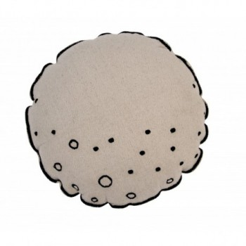 Washable Cushion Moon