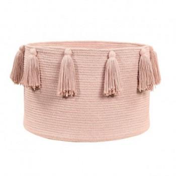 Basket Tassels Vintage Nude