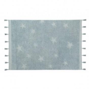 Hippy Stars Aqua Blue