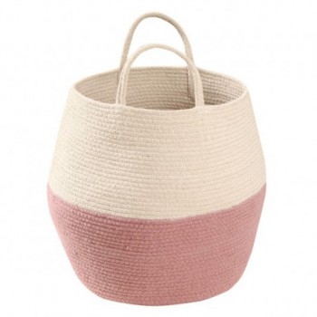 Basket Zoco Ash Rose/Natural