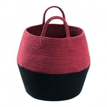 Basket Zoco Black/Aubergine