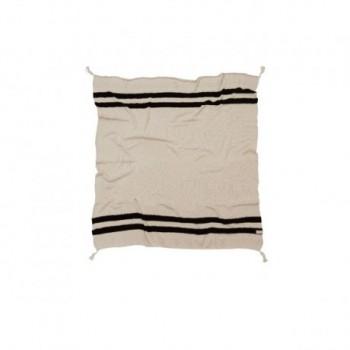 Blanket Stripes Natural/Black