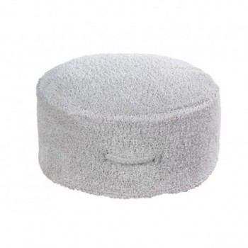 Pouffe Chill Pearl Grey
