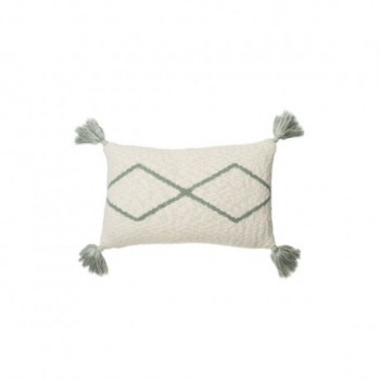 Knitted cushion Little...
