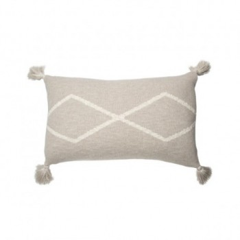 Knitted cushion Oasis Soft...