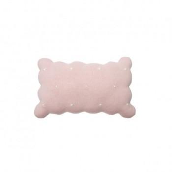 Poduszka Biscuit Pink
