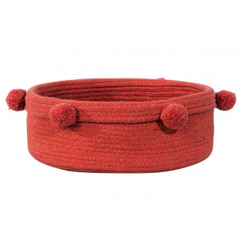 Basket Tray Brick Red