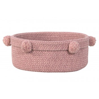 Kosz Basket Tray Ash Rose