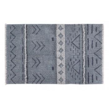 Wełniany dywan do prania w pralce Lakota Night Small od Lorena Canals