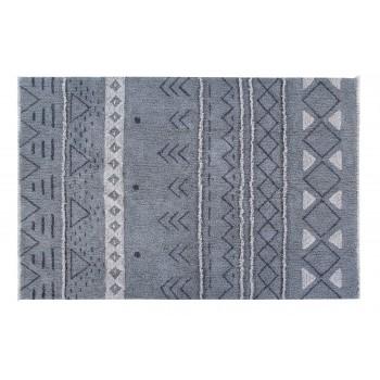 Wełniany dywan do prania w pralce Lakota Night Medium od Lorena Canals