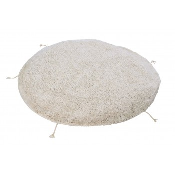 Sleepover Pouf Lou Natural