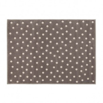 Dots Dark Grey/Nude G