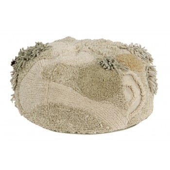 Lorena Canals Pouf Mossy Rock