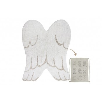 Washable Rug Mini Wings...