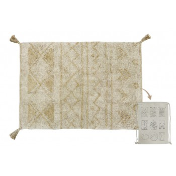 Washable Rug Mini Tribu...