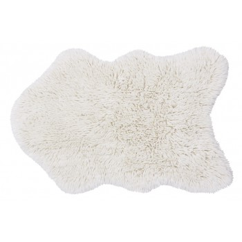 Woolable Rug Woolly White...