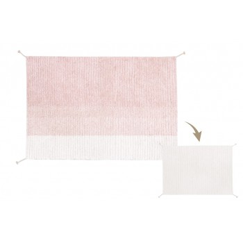Washable Rug Gelato Pink...