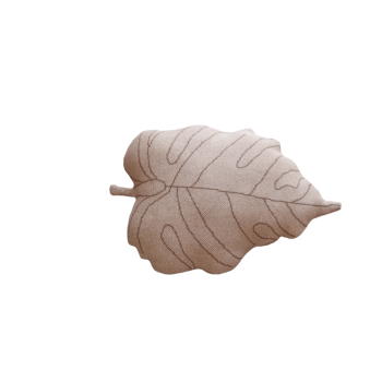 Cushion Baby Leaf Rose...