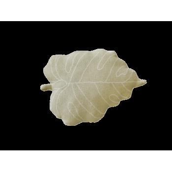 Cushion Baby Leaf Olive...