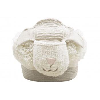 Basket Pink Nose Sheep...