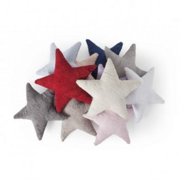 Pink Stars White