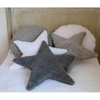 Linen Stars White
