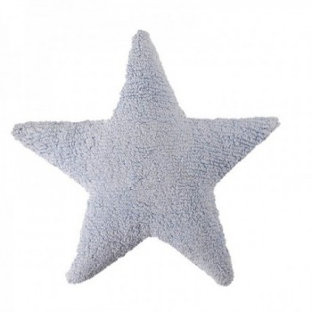 Cushion Estrella Azul