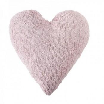 Cushion Corazón Rosa