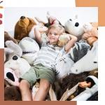 Znacie markę Wild&Soft? To urocze trofea, które ozdobią pokój Waszego malucha!   Poznaj nowości: tyranozaura Hendrika, koalę Noah i wilka Lucy 🐾  #wildandsoftanimalheads #pokojdziecka #kidsroom #roominspiration #animalslover #zwierzęta #dekoracjedomu #dladziecka