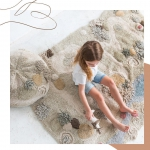 Różne tekstury, ciekawe detale, świetny do zabawy dla dzieci - bawełniany dywan Path of Nature to nasza nowość 😊  Przez ten weekend możesz kupić wszystkie produkty Lorena Canals -20% z hasłem WEEKEND20 ❤️  Zapraszamy na naszą stronę www.kidsconcept.pl oraz www.lorenacanals.pl   #lorenacanals #dywan #dywanbawełniany #pokojdziecka #jesień #washablerugs #sale #backtoschool #autumnsale #dywandzieciecy #kidsroom #roominspiration